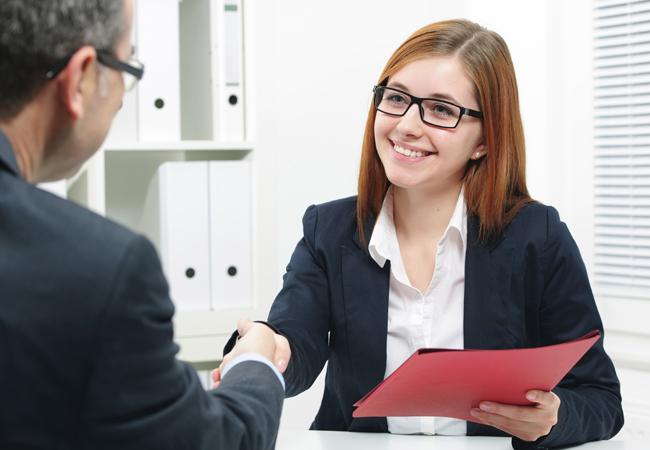 4 job interview beauty tips womens health fitness