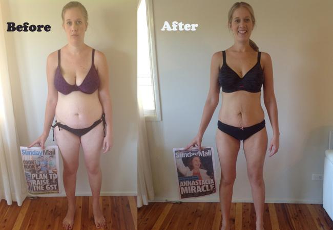 Brandie Chamley - May 2015 BodyBlitz winner - PHOTO - Women's Health h& Fitness