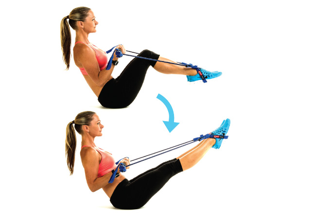 Ab workout - Gymstick workout - Women's Health & Fitness