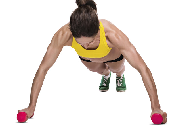 Metabolic Resistance Training (MRT) - Women's Health & Fitness