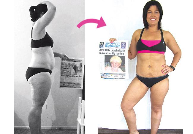 Michelle Johnson: December '14 BodyBlitz winner - PICTURE - Women's Health & Fitness