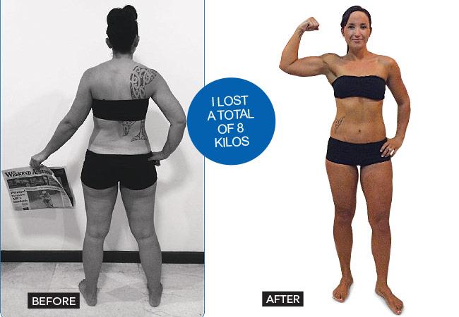 Nairana Ormsby - September 2014 BodyBlitz winner - PICTURE - Women's Health & Fitness
