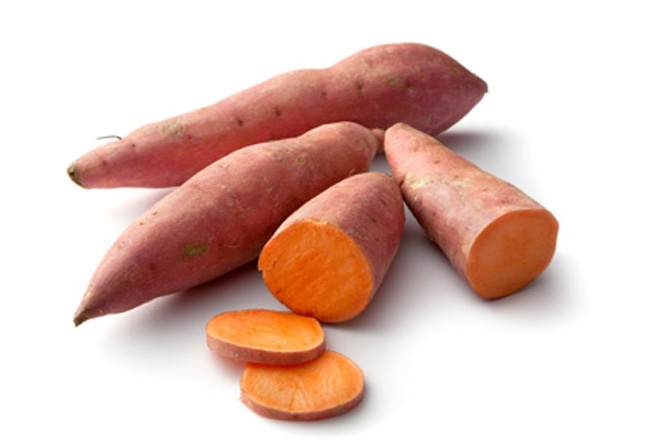 Sweet potatoes - Fitness Foods for women - Women's Health & Fitness