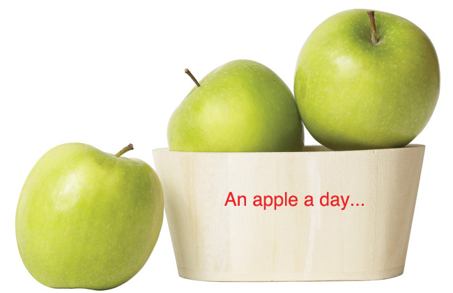 Apples - anti-ageing superfoods - Women's Health & Fitness