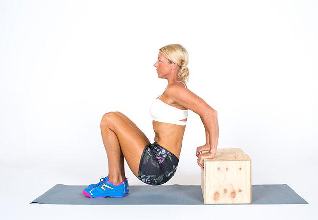 Upper body workout - Nikki Fodgen-Moore - Women's Health and Fitness Magazine