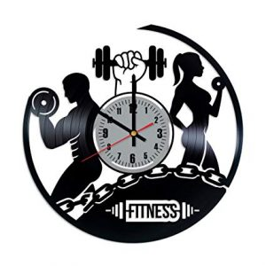 Finding the best clock for your gym's interior design