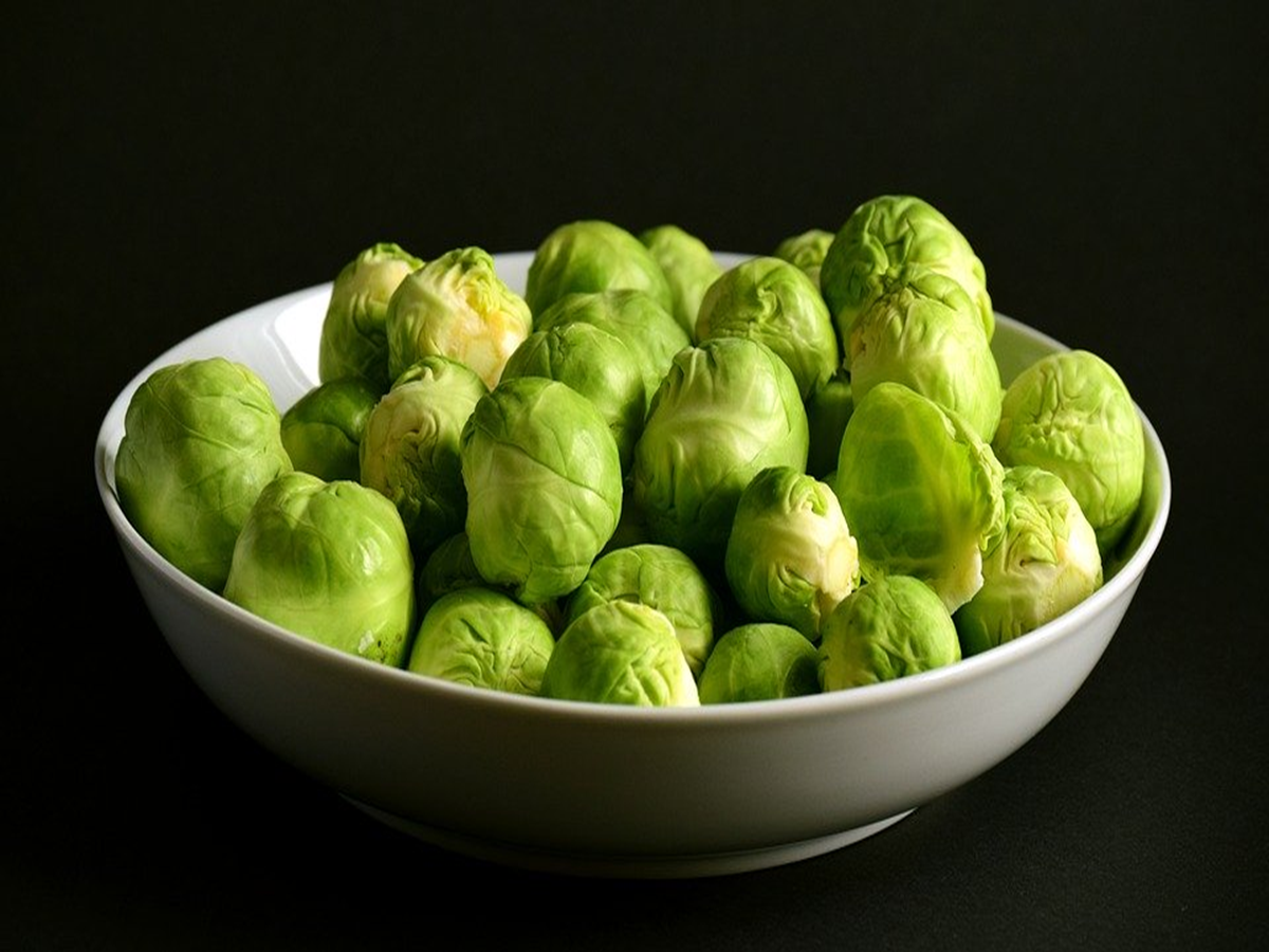 Women Include Brussels Sprouts in Their List for a Healthier Diet