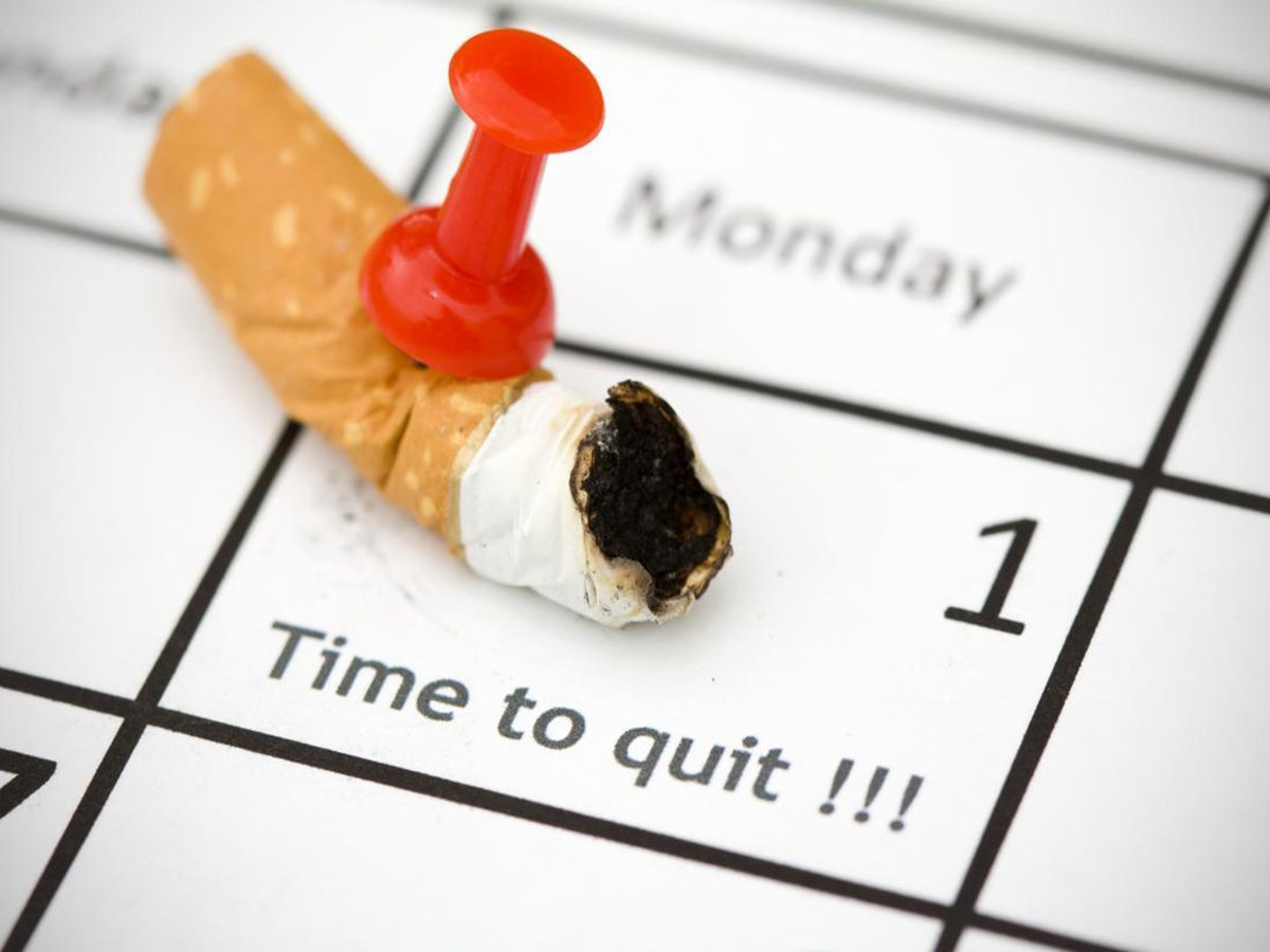 Tips for Best Fitness Include Avoiding Stress and Quitting Smoking