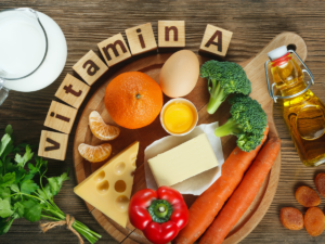 Active Enzyme Needed to Produce More Vitamin A